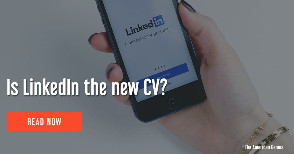 LinkedIn the new CV?