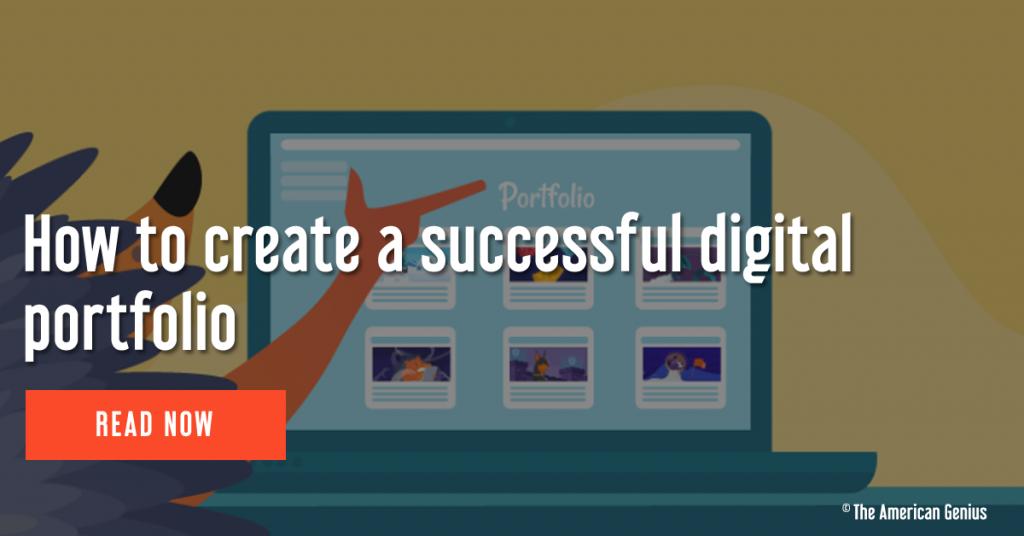 How to create a successful digital portfolio