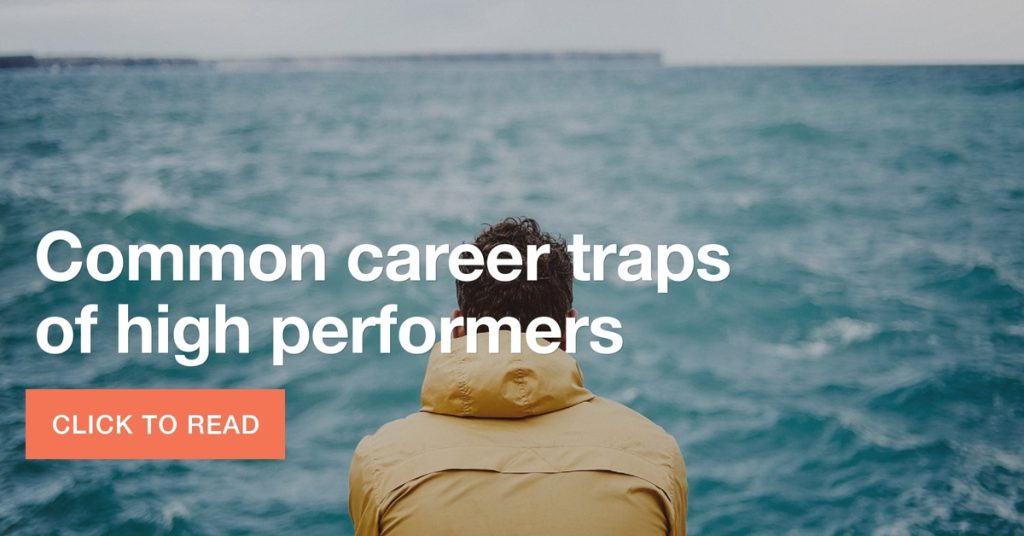 Common career traps of high performers