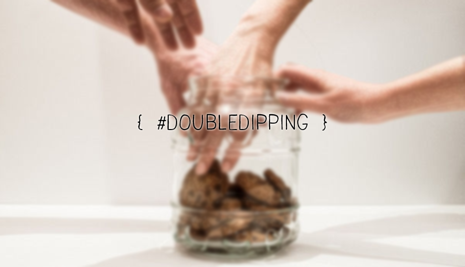 double dipping