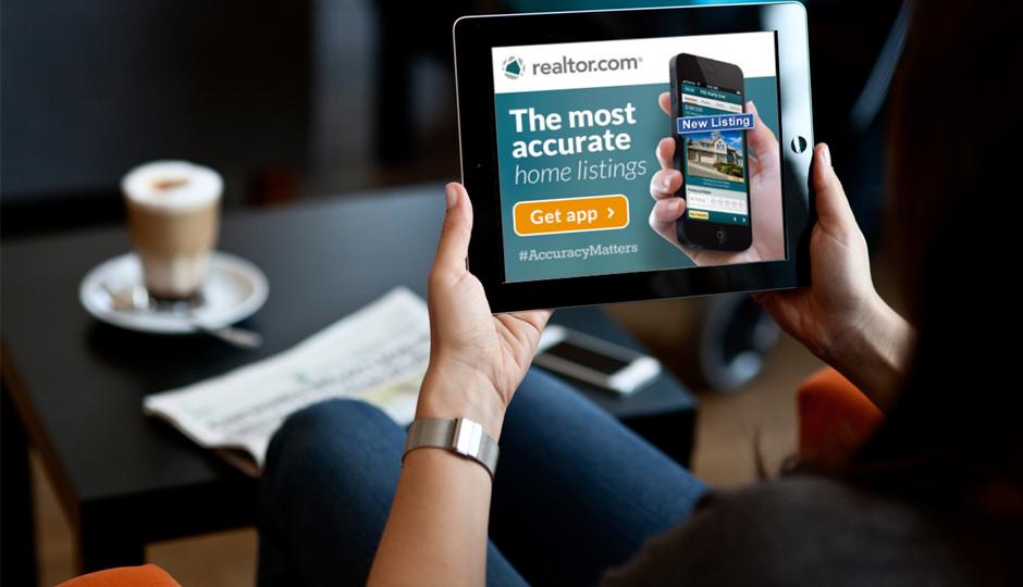 realtor.com tablet