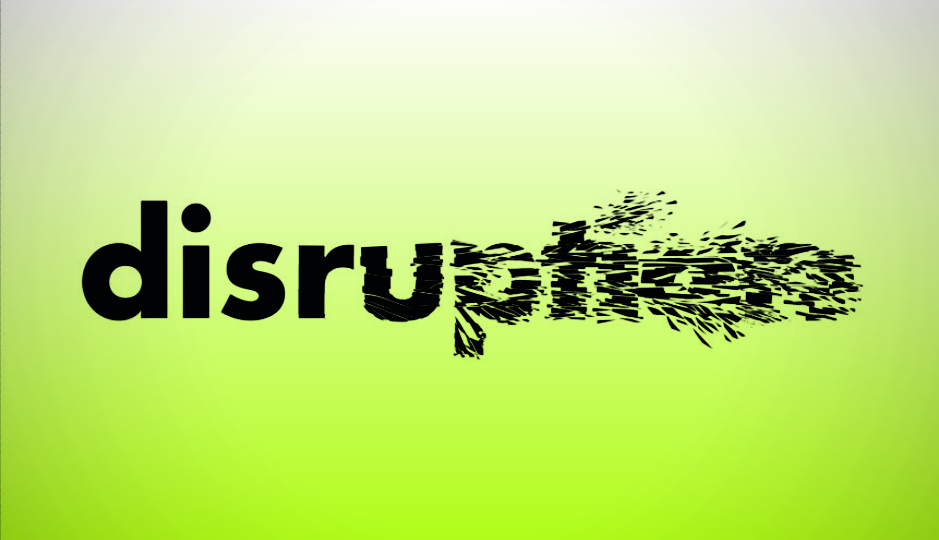 disrupt real estate