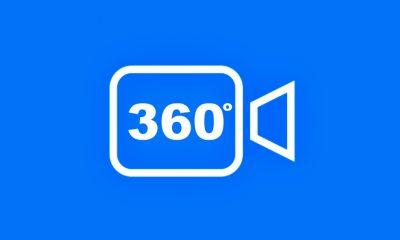 faceboo 360 video