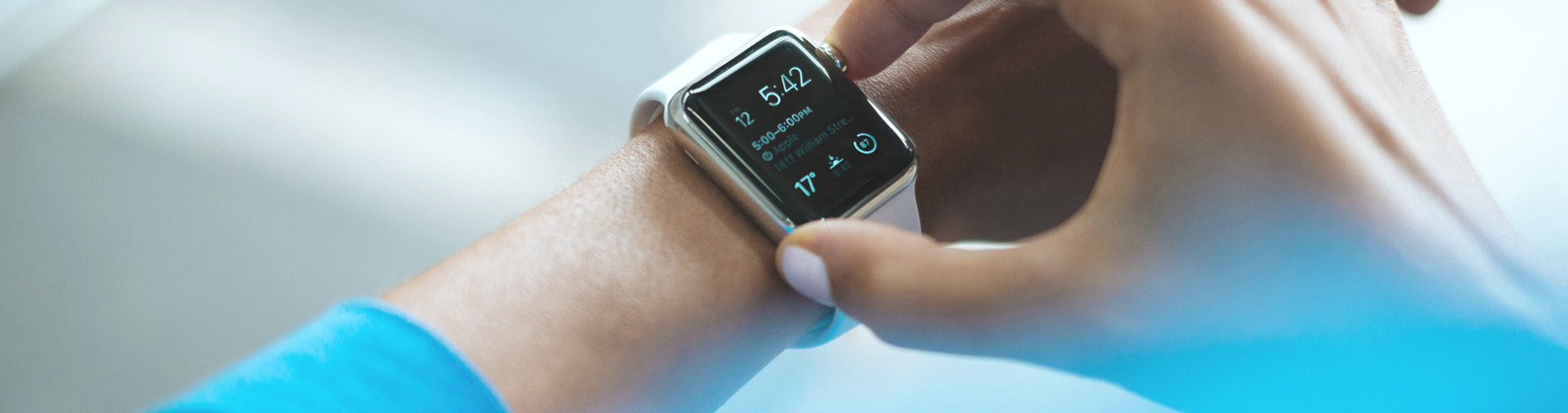 smartwatch internet of things
