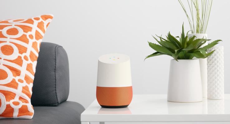Google Home Voice smart home insurance