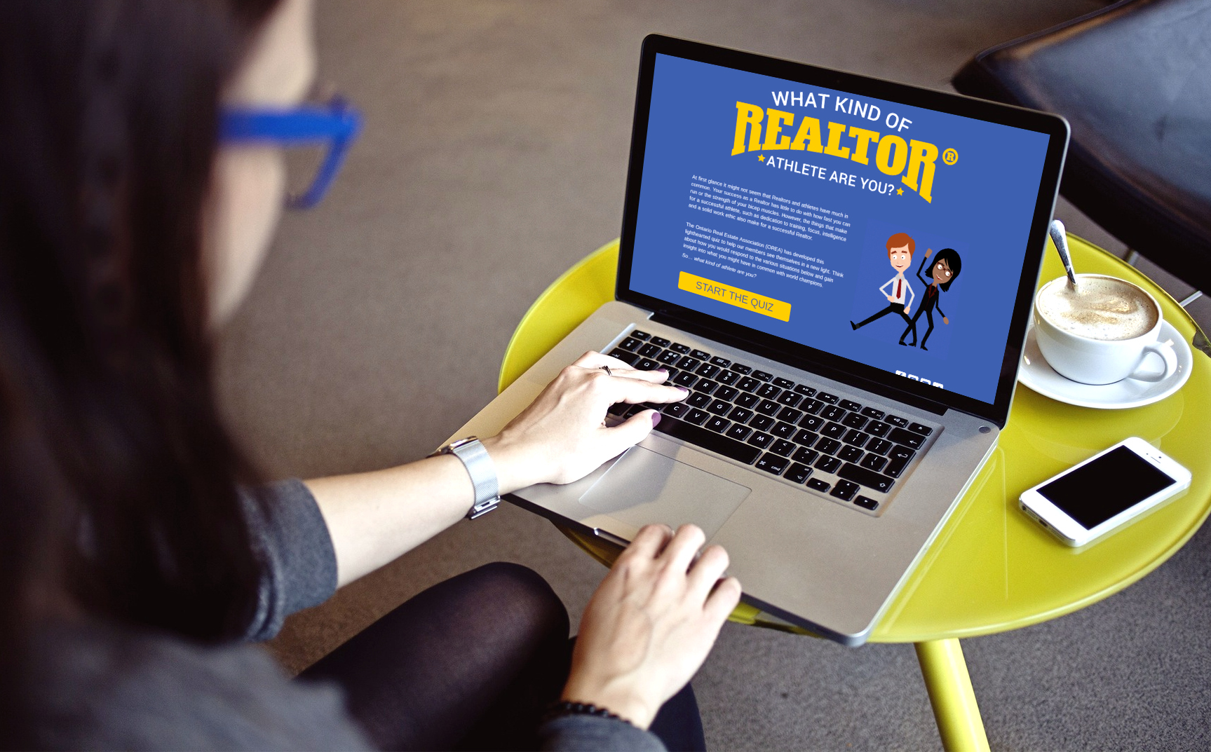 crea realtor athlete quiz