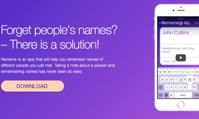 rename remember names app