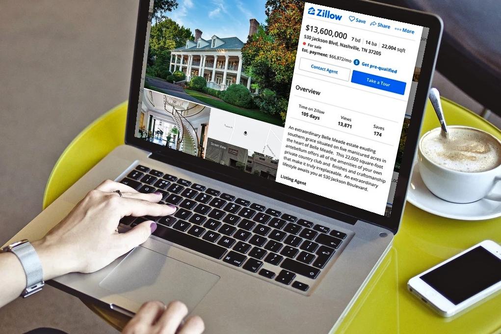 real estate listing photos