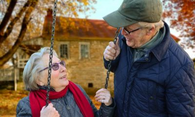retirees enjoying life
