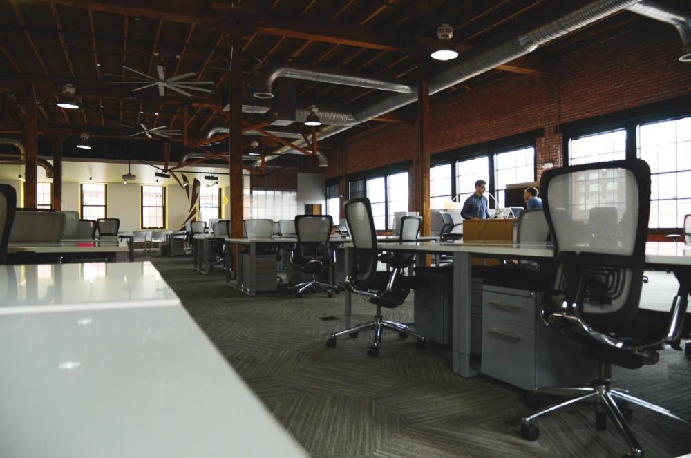 post-COVID office