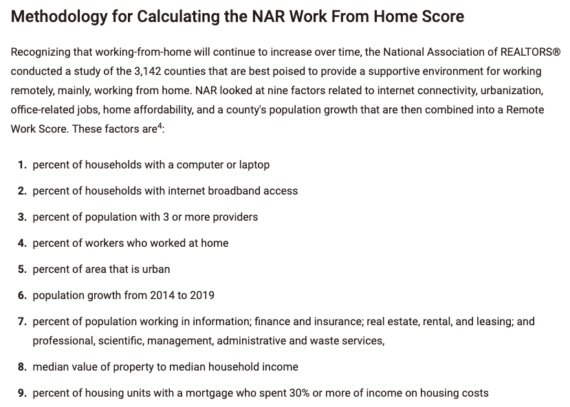 nar work from home