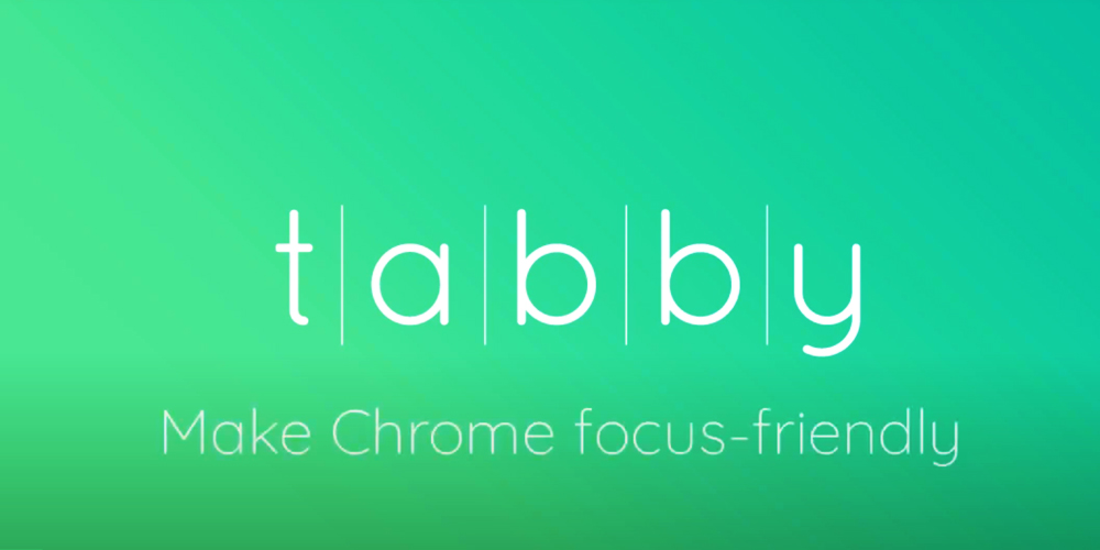 Logo for Tabby, a new AI-based tab manager