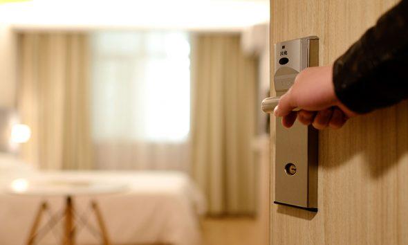 Open hotel door, is Amazon getting into hotel hospitality?