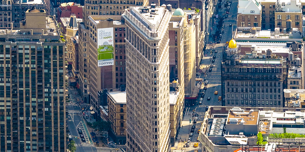 New York Midtown, where office buildings may turn into affordable housing