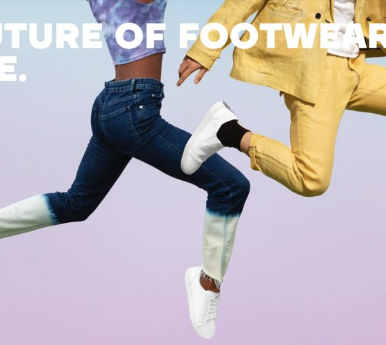 Thousand Fell Shoes, a startup incentivizing using recycled materials.