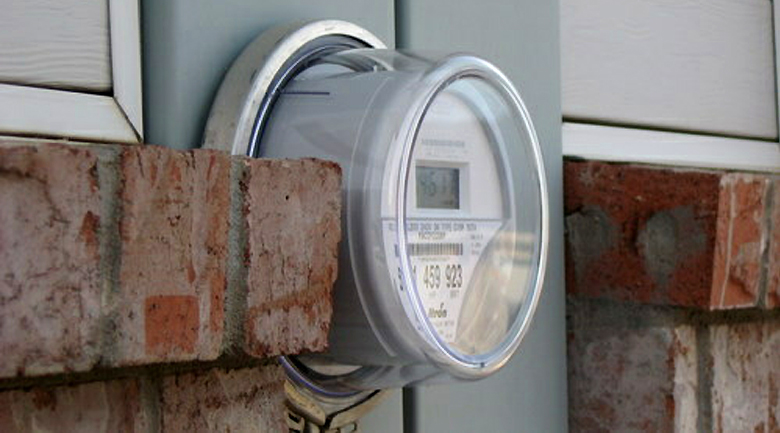 Smart Meters on homes and offices