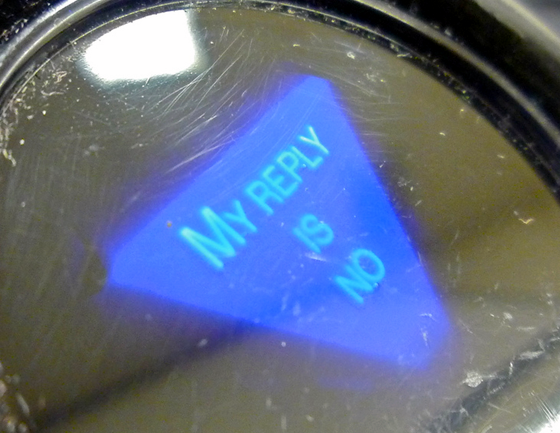 magic eight ball