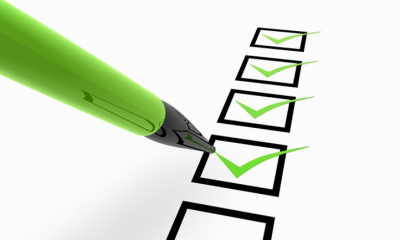 home expertise checklist