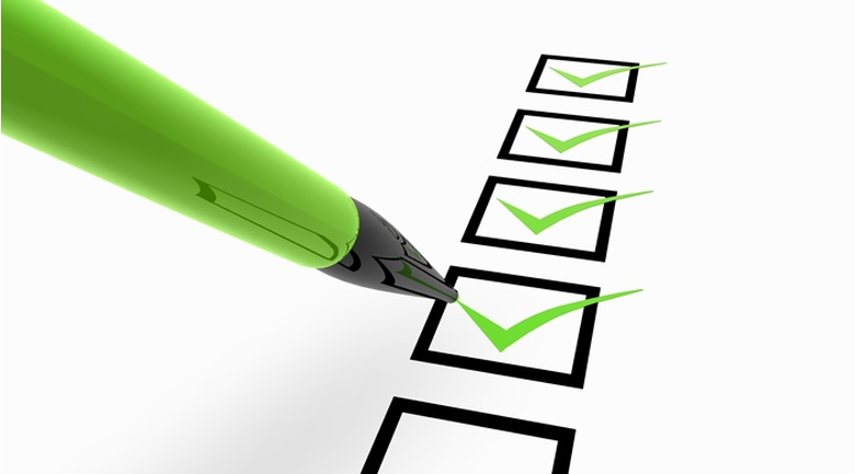 home expertise checklist