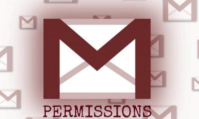 Gmail Permissions