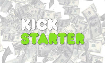 kickstarter money