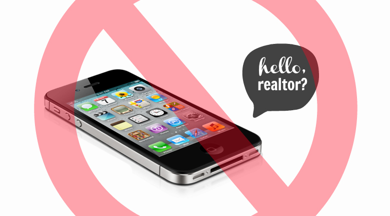do not call realtor