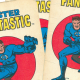 mister fantastic marvel card