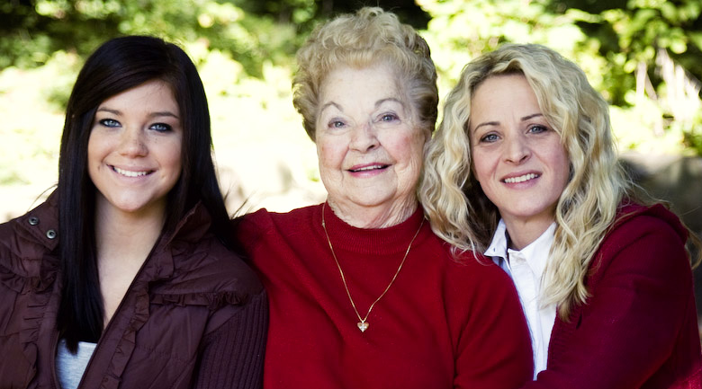 multi-generational living age