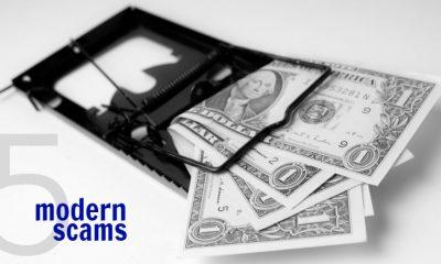 modern scams