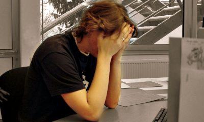 work stress ptsd
