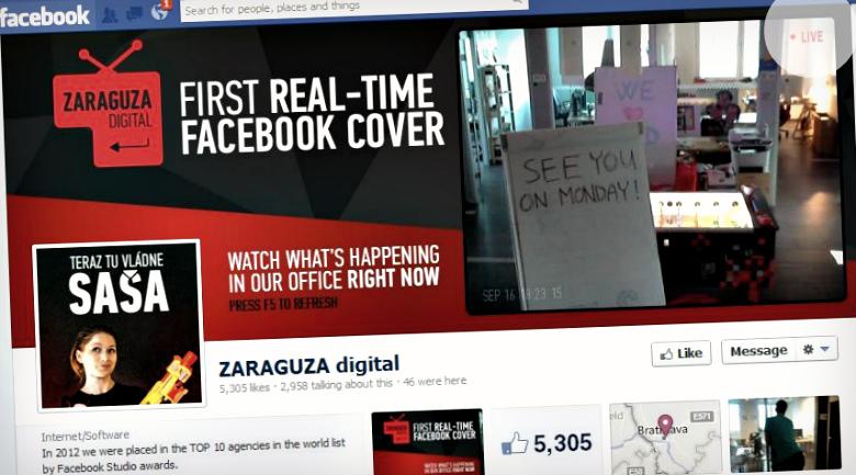 zaraguza facebook