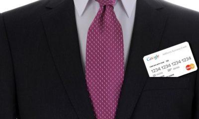 google credit card