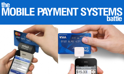 battle of the mobile payment systems