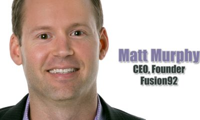 Matt Murphy, Fusion92 CEO