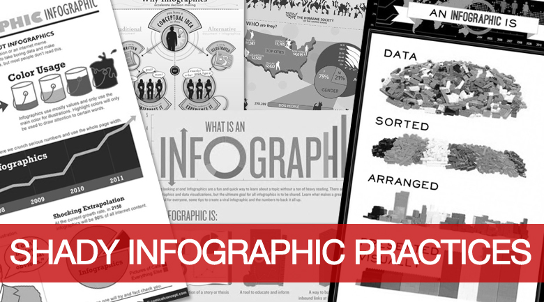 shady infographic practices