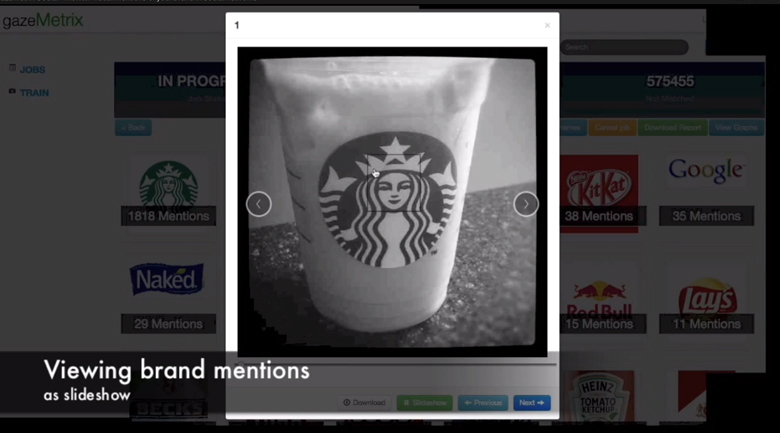 visual brand mentions