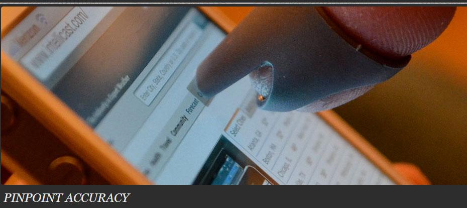 fingernail stylus
