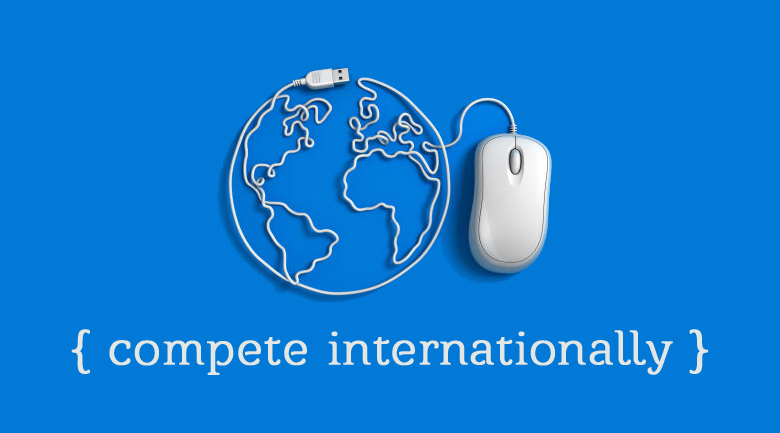 international competitors