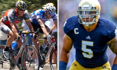 lance armstrong manti t'eo