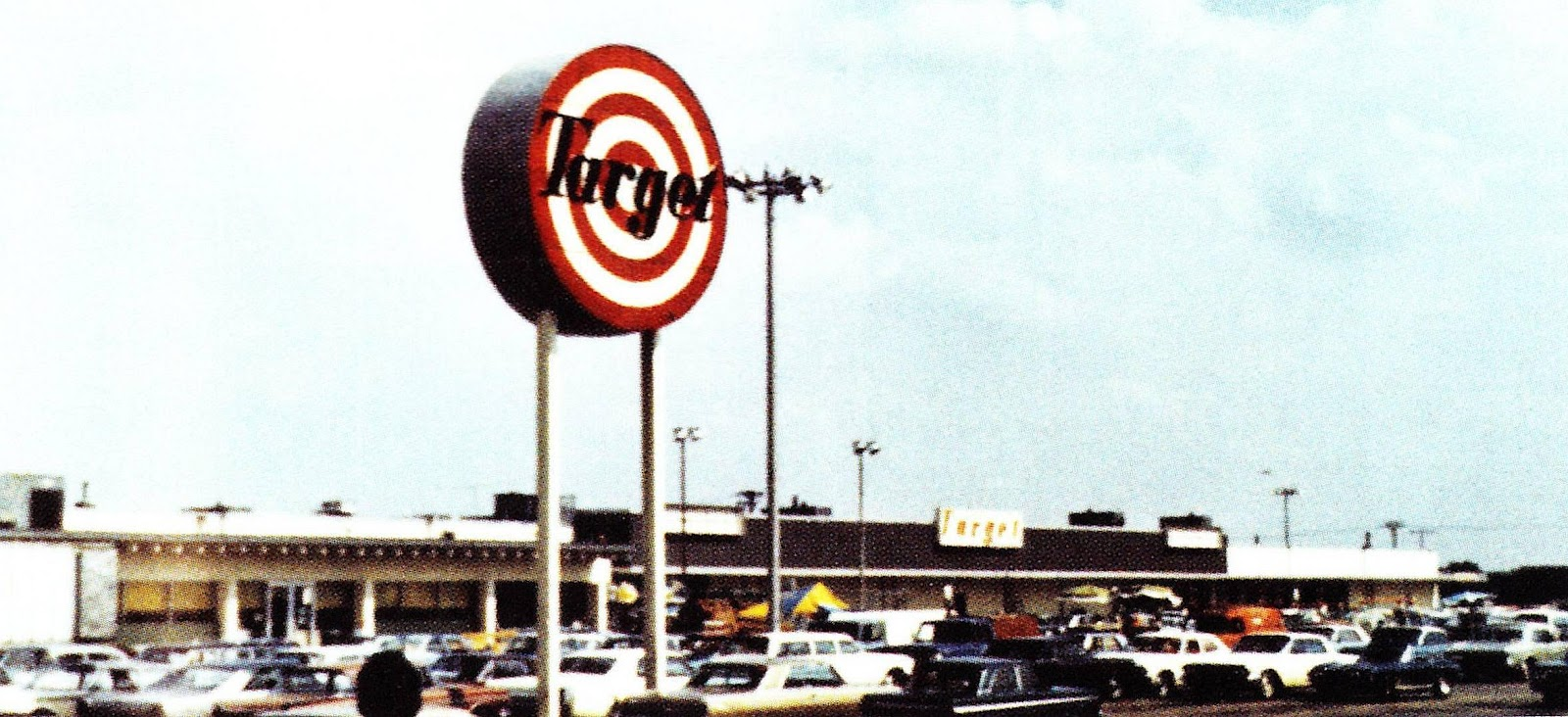 First Target Store 1962