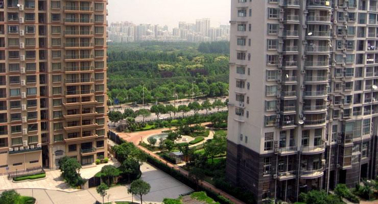 apartment rentals in china