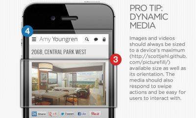 responsive real estate websites