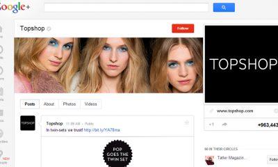topshop google