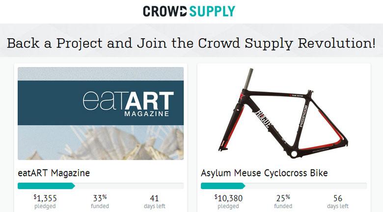 crowd supply