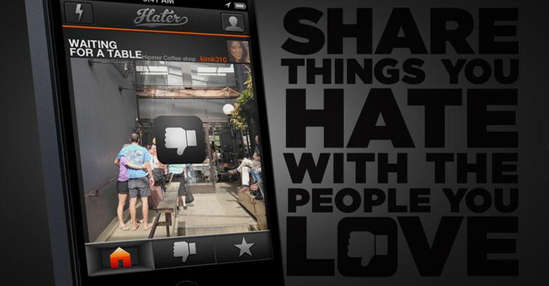 hater app download