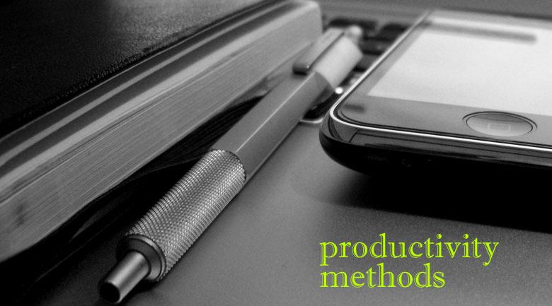 productivity methods