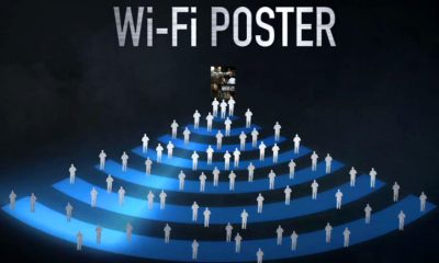 wi-fi posters