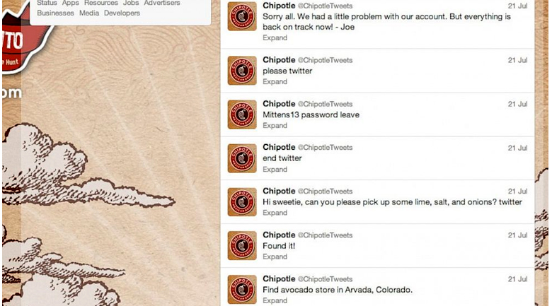 chipotle hacking