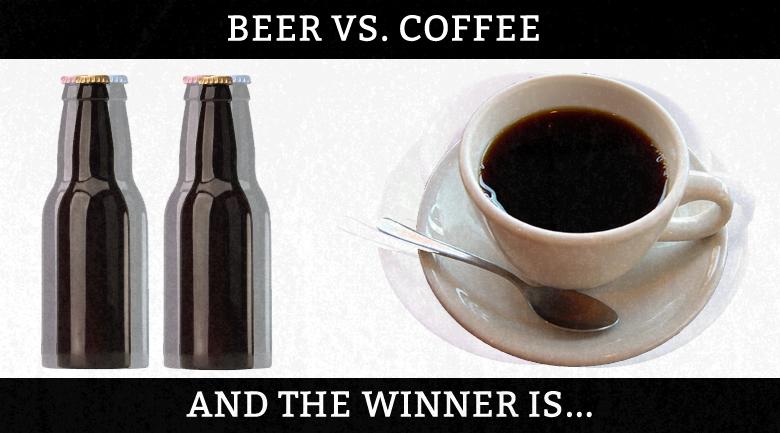 beer coffee
