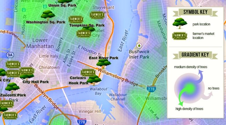 green map rentenna